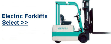 Select Artison Electric Forklifts